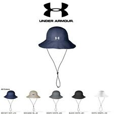Under Armour Men's Warrior Bucket Hat, Brand New with Tags, Golf Cap