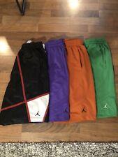 Mens Nike Air Jordan basketball shorts large