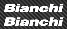 Bianchi Logo Vinyl Sticker Decal Car Window Mountain Bike mtb road tdf