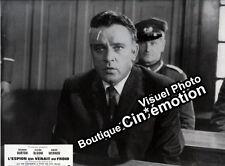 16 Photos Jeux A+B 23.5x29.5cm (1965) L'ESPION QUI VENAIT DU FROID Burton BE