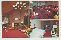 Undated Unused Postcard Interstate Inn of Allentown Whitehall Pennsylvania PA