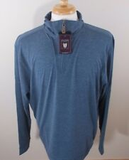 OXFORD Golf 1/4 ZIP REFLECTING POND OUTERWEAR MENS Large