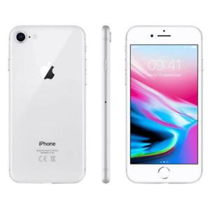 Apple iPhone 8 64go Argent Comme Neuf Garantie 12 MOIS