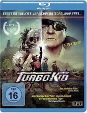 TURBO KID -  UNCUT Es ist die Zukunft wir schreiben das Jahr 1997 .. BLU-RAY Neu