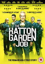 The Hatton Garden Job DVD R2 Cert 15 Stars Matthew Goode Larry Lamb