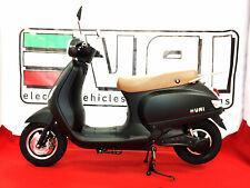 New Style Retro Touch Elektro Motorroller mit 45 kmh Straßenzulassung