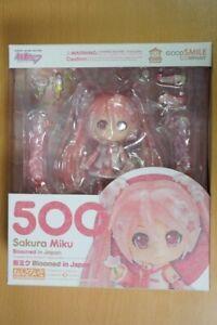 Nendoroid 500 Sakura Miku Bloomed in Japan Hatsune Miku Good Smile Company Japan