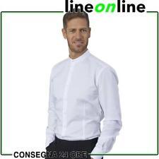 Camicia uomo per sala Siggi Evan bianca art. 28CM0275-Taglia XXL 73922fe08e9c