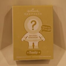 2011 Hallmark Keepsake Mystery Frosty Friends Unopened/Sealed NEW