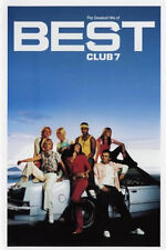 THE GREATEST HITS OF BEST S CLUB SEVEN 7 DVD Music Video Concert UK Rel New R2