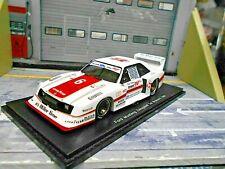 FORD Mustang Capri Zakspeed IMSA 1981 Winner #6 Ludwig Miller Team Spark 1:43