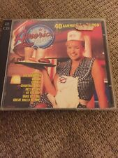 Various : The American Diner (40 American Classics CD