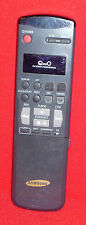 ORIGINAL GENUINE SAMSUNG VCR VIDEO REMOTE CONTROL V4043-0055-00