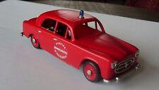 Miniature Peugeot 403 Pompiers