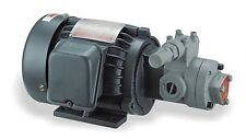 Tswu Kwan TK-2-1HP Motor 3PH 230/460V 60Hz for TK-15 Heavy Oil Pump