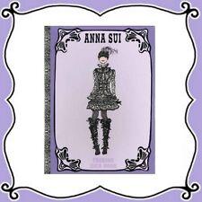 Anna Sui Fashion Idea Note Book (2011, Record Book)