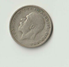 1928 GEORGE V SILVER FLORIN - TWO SHILLINGS COIN