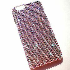 CRYSTAL AB Bling Back Case for iPhone 6 6S (4.7) made w/ Crystals from Swarovski