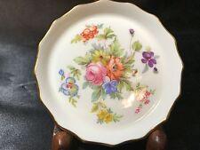 """Minton Bone China """"Marlow"""" Pattern Coaster/Pin Dish"""
