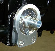 Early Hemi Spin-On Oil Filter Adapter  Chrysler Desoto Dodge 331 354 392 Rat Rod