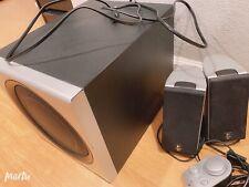 Logitech Z-2300 2.1 Computer Speaker System Subwoofer Volume Control Pod Silver