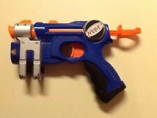 Nerf Pistol Hasbro With Laser Sight C-086B Tested Working