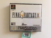 Sony Playstation 1 Ps1 Final Fantasy 1X(9)