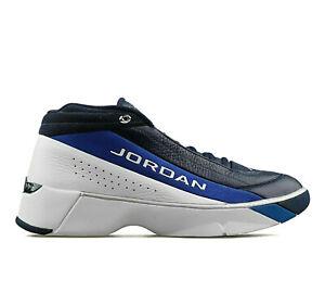 NIKE AIR JORDAN TEAM SHOWCASE Trainers OG UK Size 8.5 (EUR 43) US 9.5 White Blue