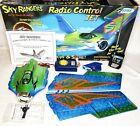 Estes Sky Rangers Radio Control R/C Jet Airplane 4110 W/ Manual/Box -PARTS / FIX