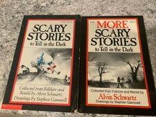 Scary Stories To Tell In the Dark Bundle Vintage Books 1984