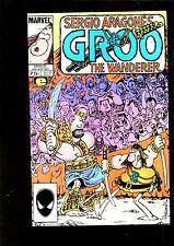 GROO THE WANDERER 23 (8.0)  MARVEL (b011)