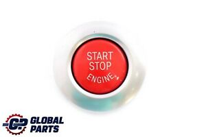 BMW 1 Series E81 E82 E87 Starter Start Stop Switch Button Ignition Red 6949499