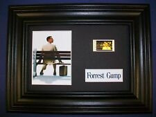 FORREST GUMP Framed Movie Film Cell Memorabilia Compliments poster dvd