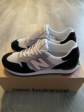 DS NEW BALANCE M670JWM JUNYA WATANABE Exclusive US10 M Black White Red BRED