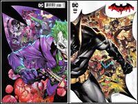 Batman #100 Jiminez Wraparound Cvr | 1st App Ghost-Maker (DC, 2020) NM