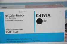 Toner ORIGINAL HP C4191A Noir pour Laserjet 4500 & 4550