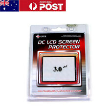 "2PCS  3"" GGS Optical Glass LCD Screen Protector Fujifilm X100S X100 Fujifilm X10"