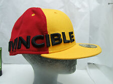 New Era 59/50 Marvel Comics Invincible Ironman Fitted Baseball Cap  New