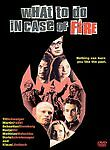 What To Do In Case of Fire (DVD, 2002)