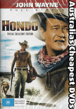 Hondo DVD NEW, FREE POSTAGE WITHIN AUSTRALIA REGION ALL
