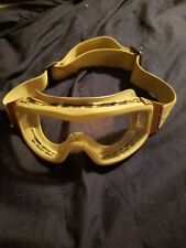 Airsoft goggles tan
