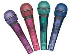 Handheld/Stand-Held Unidirectional Pro Audio Microphones
