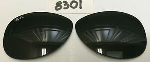 Ray Ban authentic G-15 replacement lenses for a RB8301 59mm frame