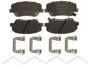 Disc Brake Pad Set-Ceramic Disc Brake Pad Front ACDelco 14D1815CH