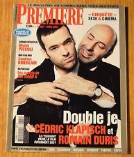 Revue Première, n°362, avril 2007, Michel Piccoli, Cédric Klapisch, Romain Duris