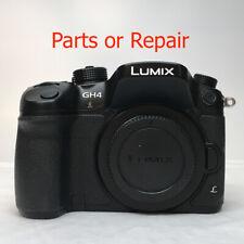 Panasonic Lumix GH4 16MP Professional 4K Mirrorless Camera - Parts or Repair