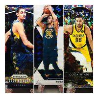Goga Bitadze 19-20 Rare SP Rookie Prizm 3-Card Lot (Indiana Pacers)🇬🇪