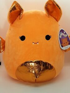 SQUISHMALLOW  ~ Tangie the Bat  ~ 12 inch NEW w/tag  ~ Halloween 2021