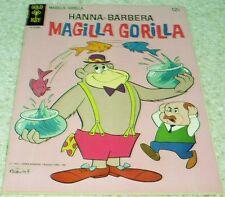 HannaBarbera Magilla Gorilla 4 VF+ 8.5 High Grade GoldKey FileCopy 30% off Guide