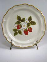 Mikasa Strawberry Festival Round Chop Plate Serving platter